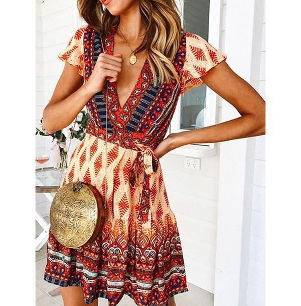 Cute Retro Summer Outfits