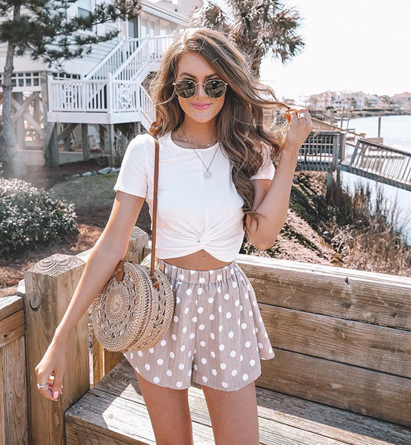 Cute Stylish Summer Outfits