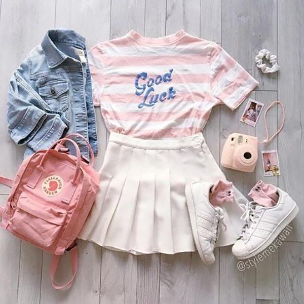 Cute Summer Kawaii Outfits