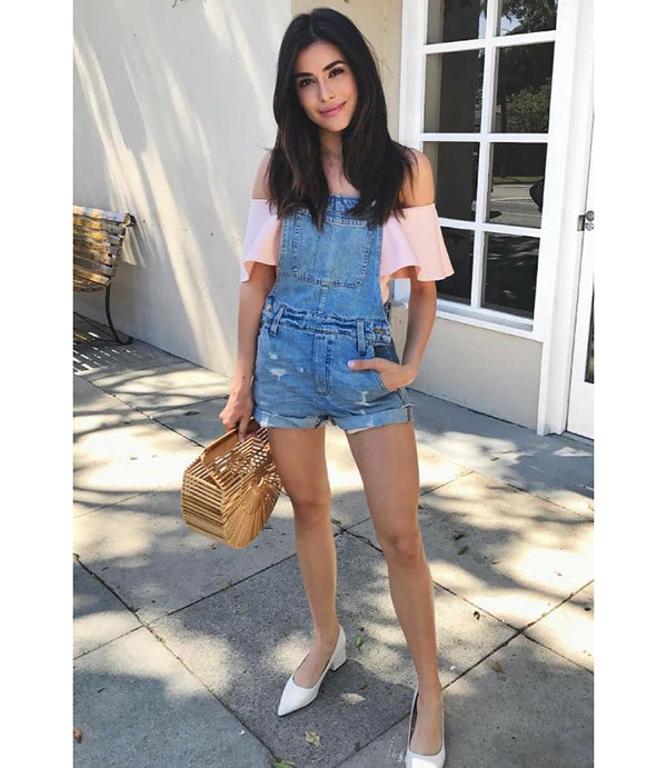 Cute Summer Overall Outfits