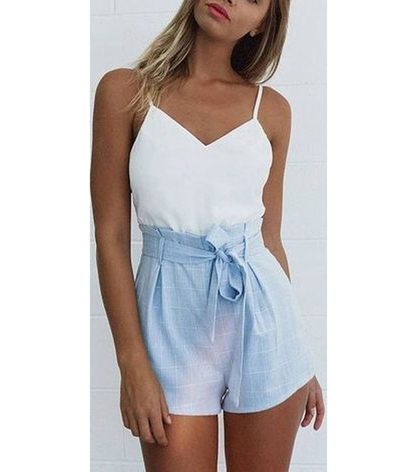 Cute Summer Shorts Outfits