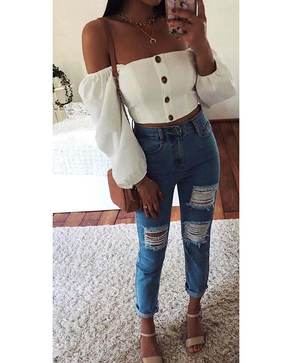 Cute Summer Simple Outfits