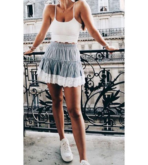 Cute Summer Teen Outfits
