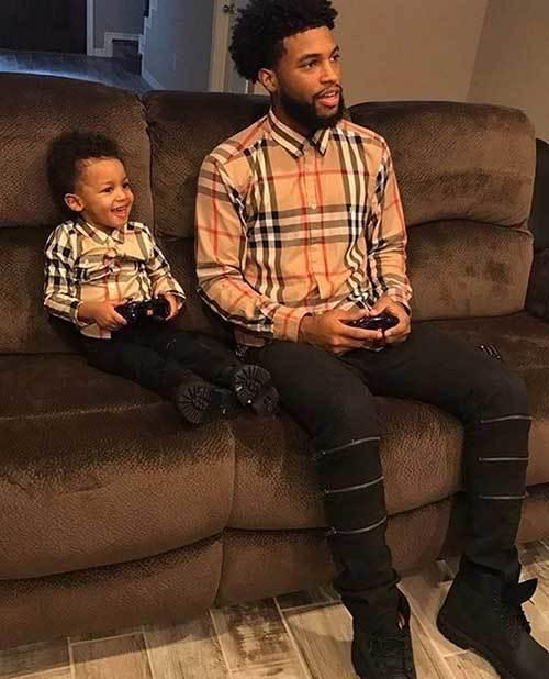Dad and Kid Shirts