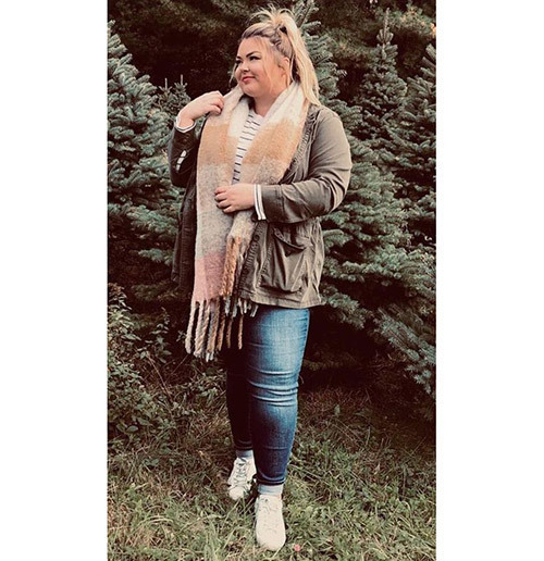 Daily Plus Size Fall Outfits