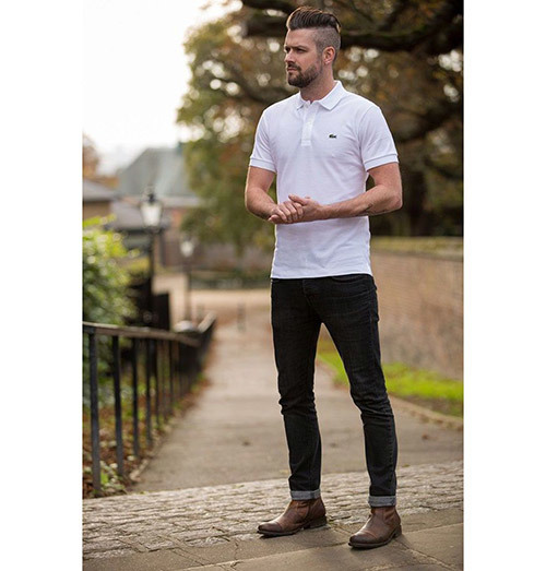 Elegant Casual Summer Outfits for Men