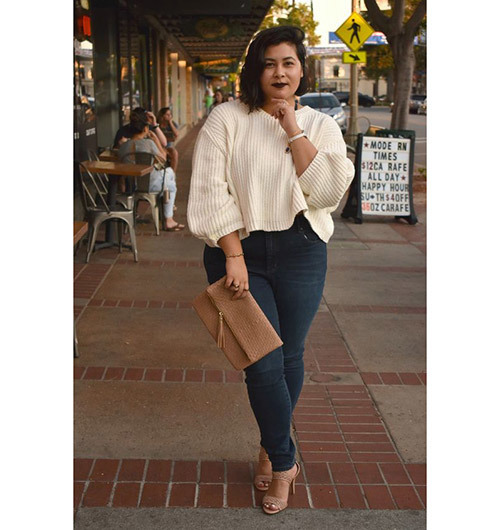 Elegant Plus Size Fall Outfits