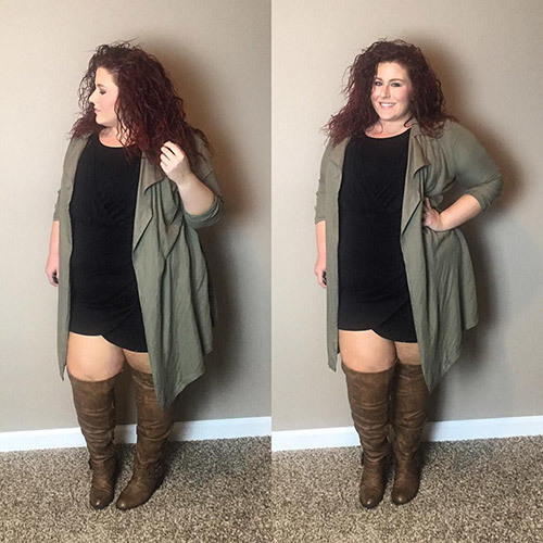 Fall Outfit Ideas for Plus Size