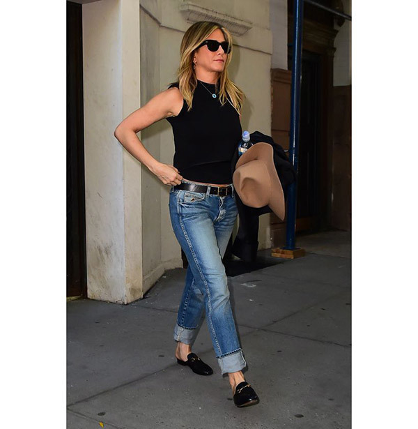 Jennifer Aniston Celebrity Casual Outfits