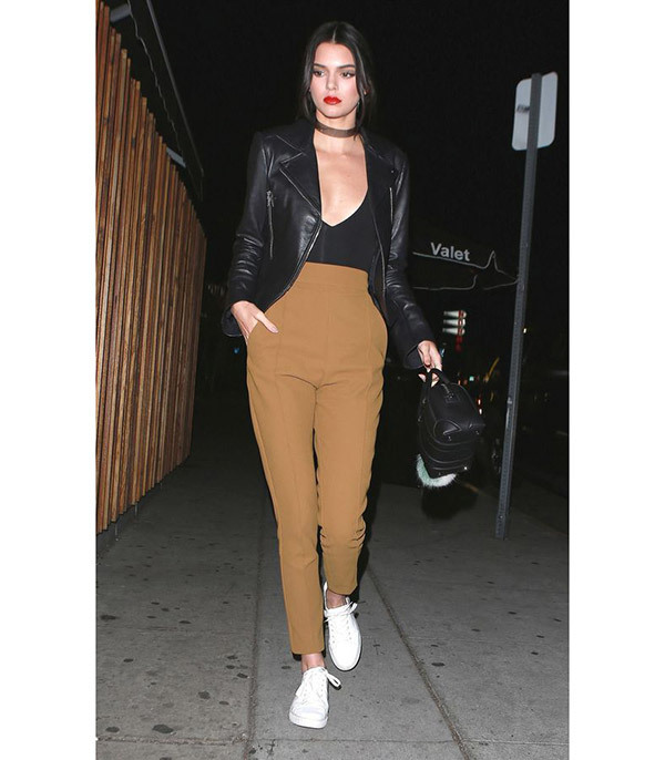 Kendall Jenner Celebrity Casual Outfits