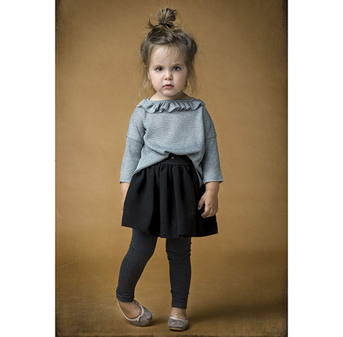 Little Girl Fall Outfits