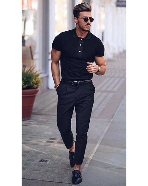 Mens Casual Business Summer Outfits