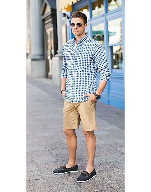 Mens Casual Hot Summer Outfits