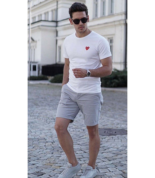 Mens Casual Smart Summer Outfits