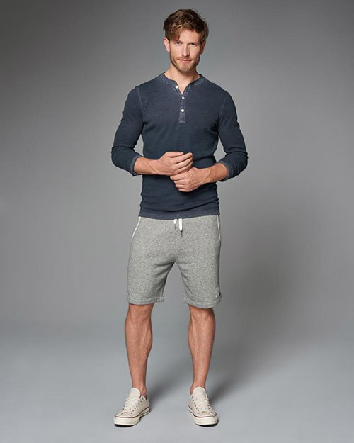 Mens Casual Summer Inspiration Outfits