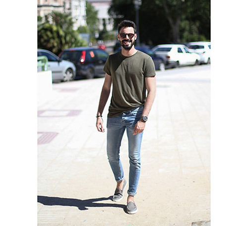Mens Casual Summer Minimalist Outfits