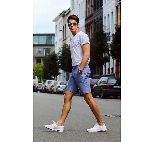 Mens Casual Summer Outfit Ideas