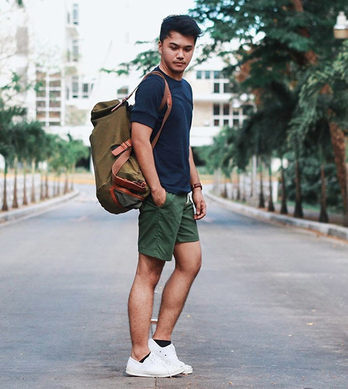 Mens Casual Summer Urban Outfits
