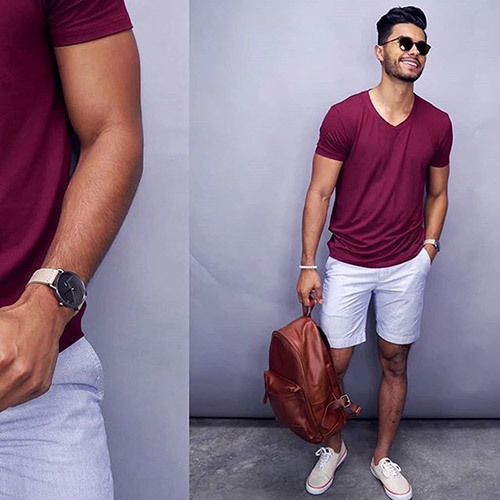 Mens Latest Casual Summer Outfits