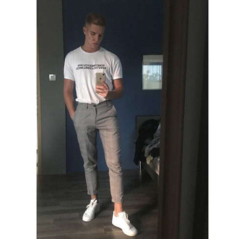Casual Summer Outfits for Men 2019