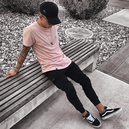 Casual Summer Streetwear Outfits for Men
