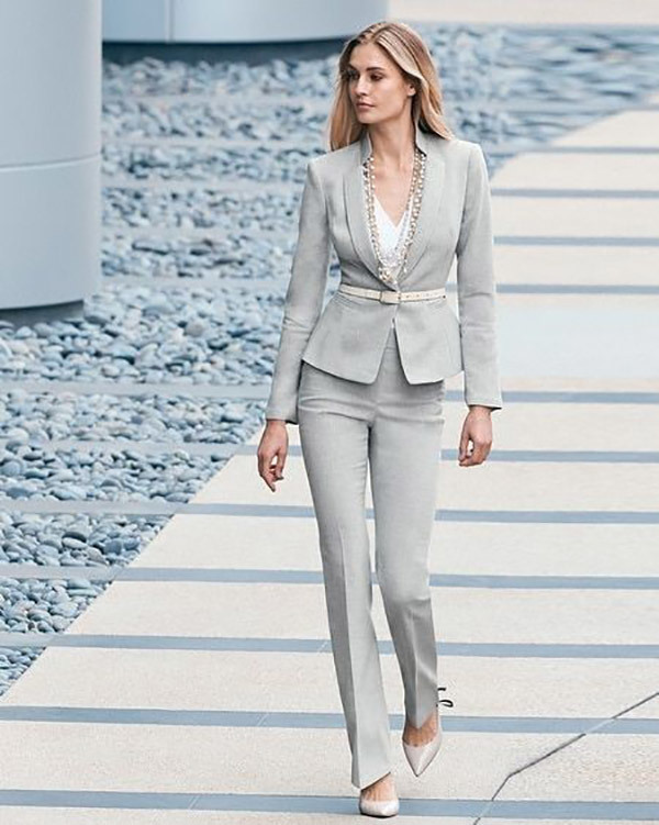Office Corporate Outfits for Ladies