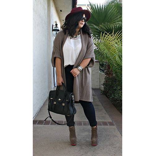 Plus Size Fall Outfits 2019