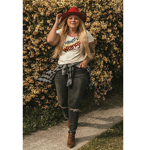 Plus Size Fall Vintage Outfits