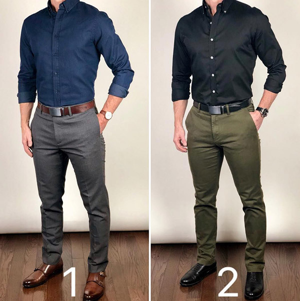 Semi Formal Outfits Men