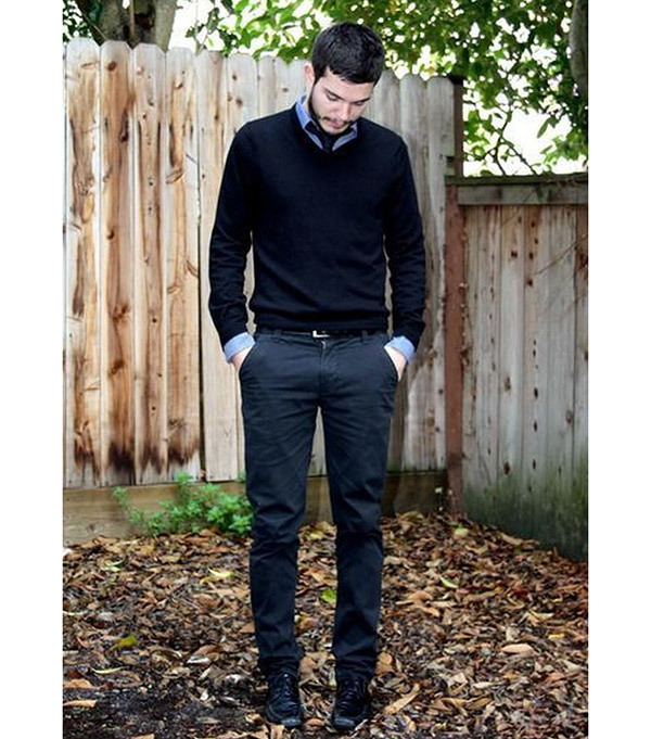 Smart Business Casual Outfits Men
