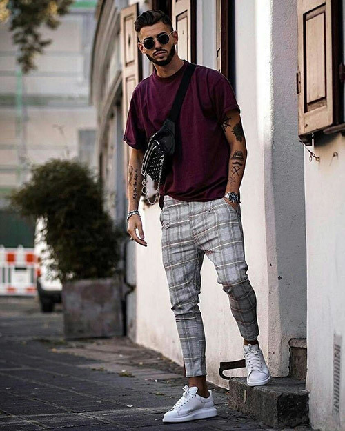 Stylish Casual Outfits for Men