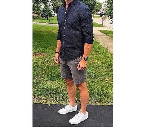 Summer Casual Outfits Male