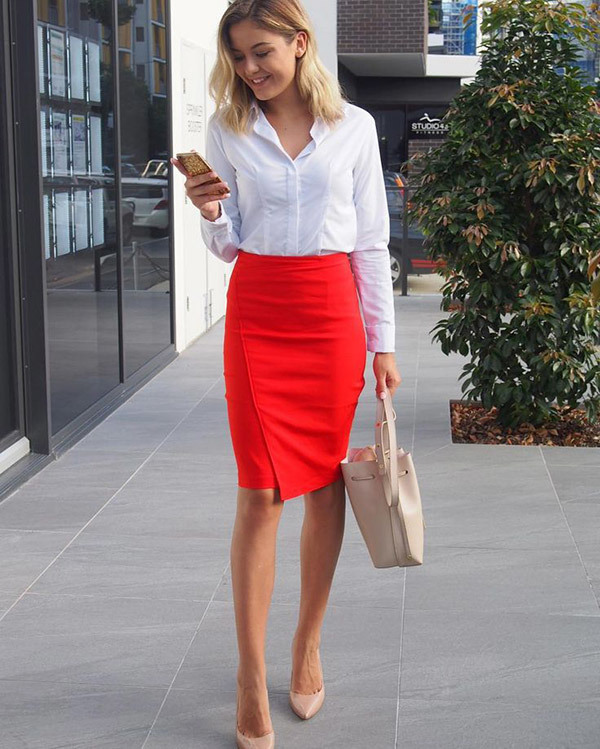 Summer Corporate Outfits for Ladies