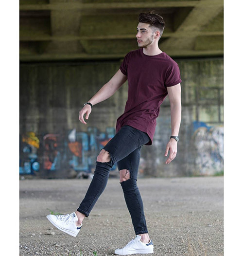 Casual Summer Swag Outfits for Men