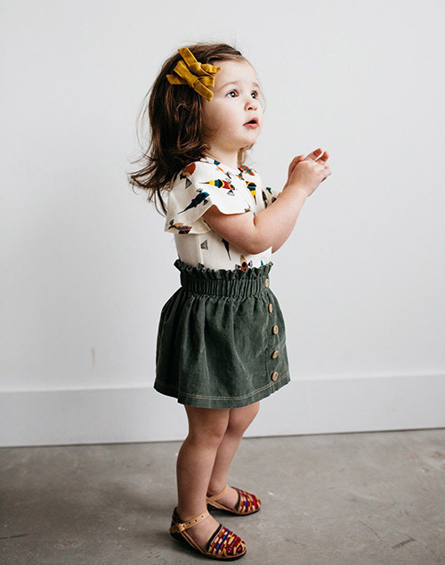 Toddler Girl Outfit Ideas