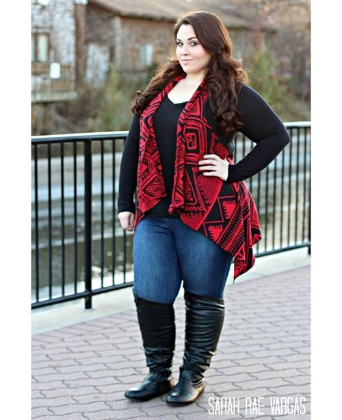 Trend Plus Size Fall Outfits
