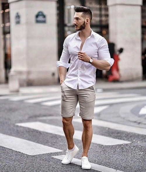 Trendy Mens Casual Summer Outfits
