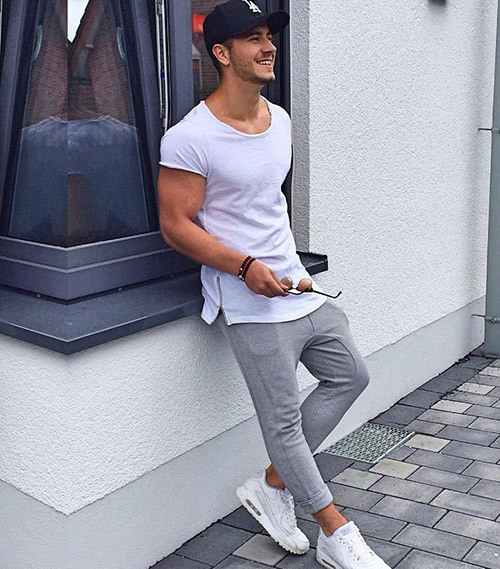 Trendy Casual Summer Outfits for Men