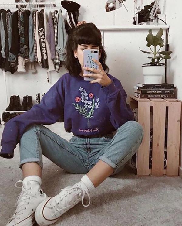 90s Denim Outfit Ideas