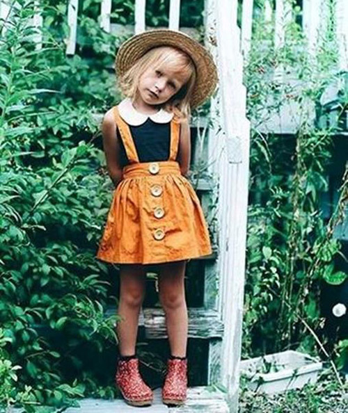 Vintage Little Girl Outfits
