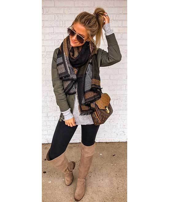 Fall Jacket Outfit Ideas