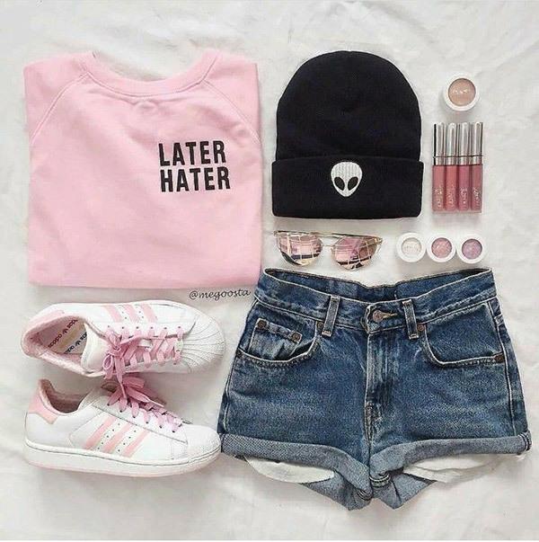 Alternative Summer Outfits