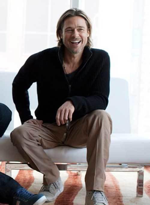 Brad Pitt Styles