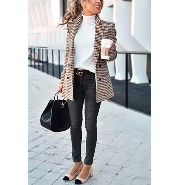 Spring Business Outfits