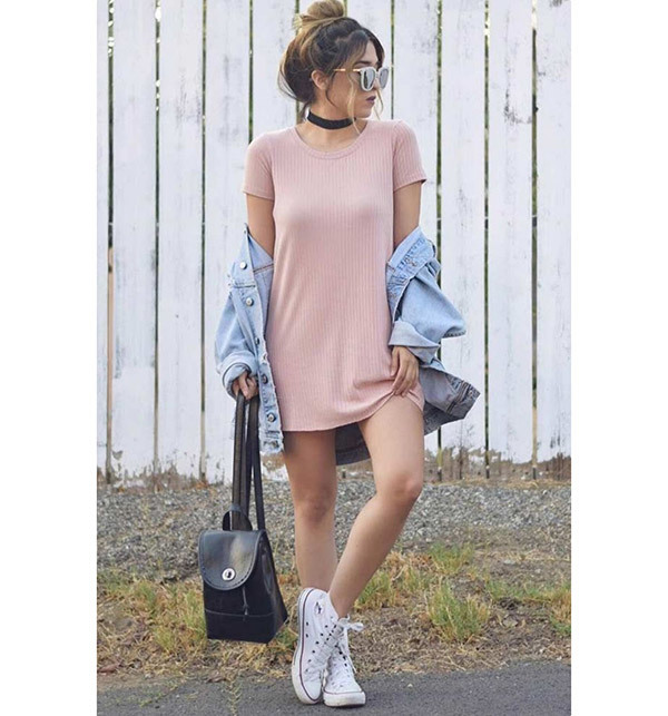 Back To School Spring Outfits