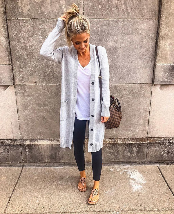 Comfy Spring Outfits