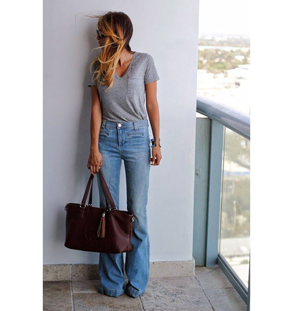 Summer Jeans Outfits