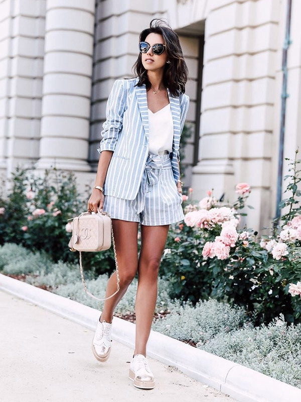Summer Jacket Outfits