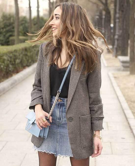 Denim Fall Outfit Ideas