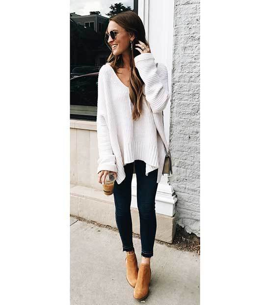Oversized Fall Outfit Ideas